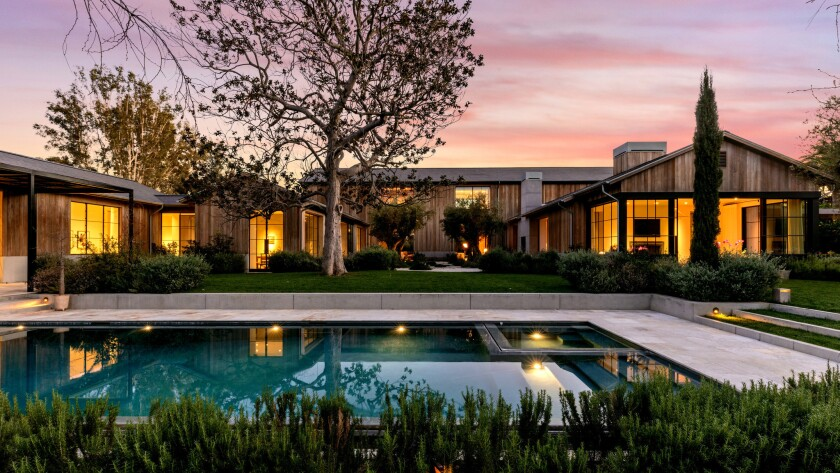 In May, the North Carolwood Drive estate of late Paramount Pictures Chairman and Chief Executive Brad Grey sold for about $8.7 million less than the asking price. The buyer was a limited liability company tied to billionaire investor Bruce Karsh.