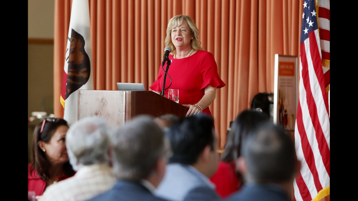 Photo Gallery: Costa Mesa State of the City luncheon and awards