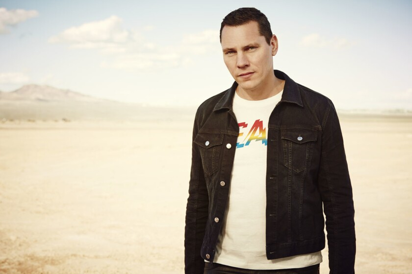 Tiësto. (Courtesy photo)
