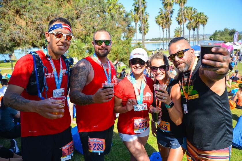 San Diego Beach & Bay Half Marathon