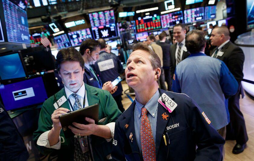 New York Stock Exchange Coronavirus, USA - 27 Jan 2020