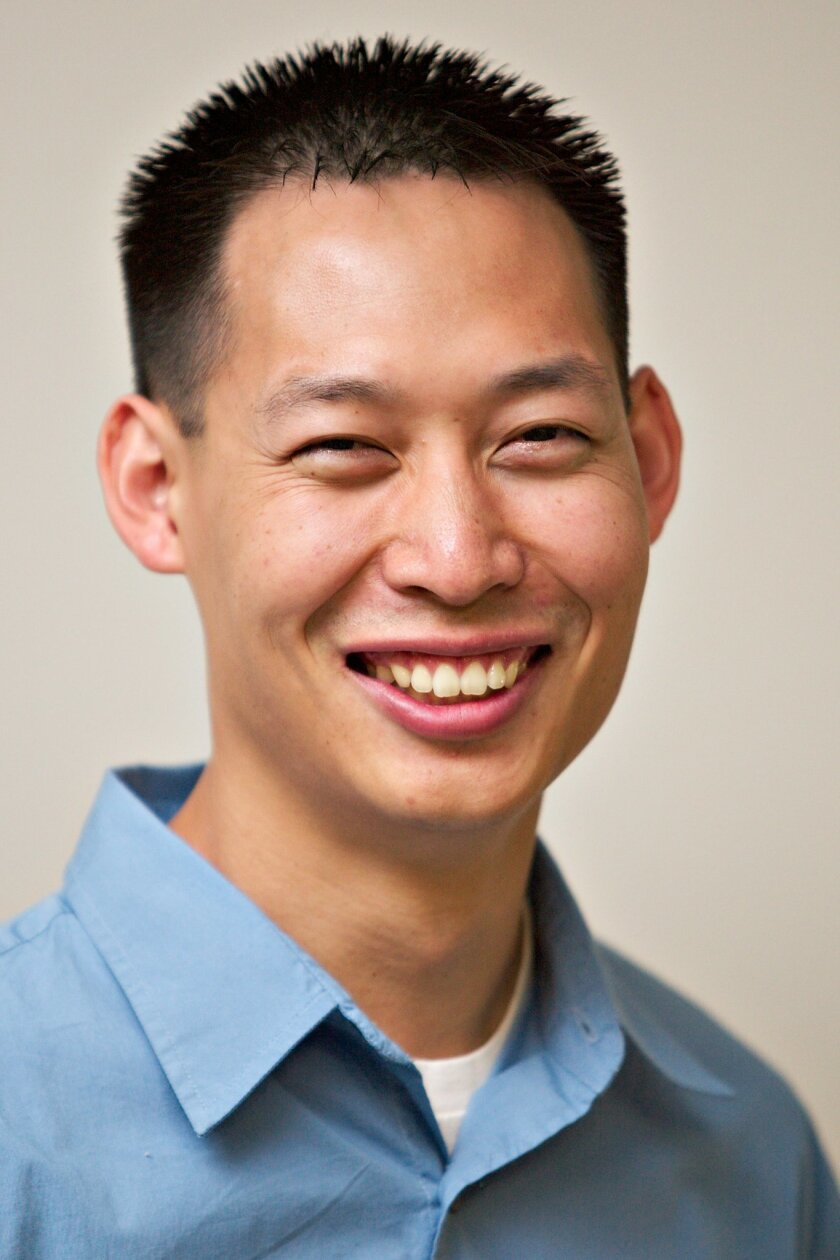 Oliver Miao, 1993 Torrey Pines High School graduate and CEO of Pixelberry Studios, creator of the hit mobile game High School Story.