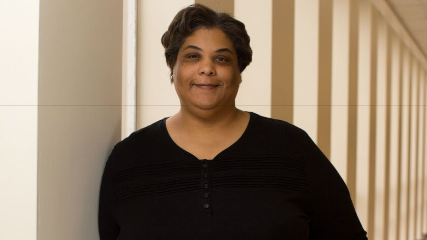 "Roxane Gay, author of ""Difficult Women. Credit: Jay Grabiec"