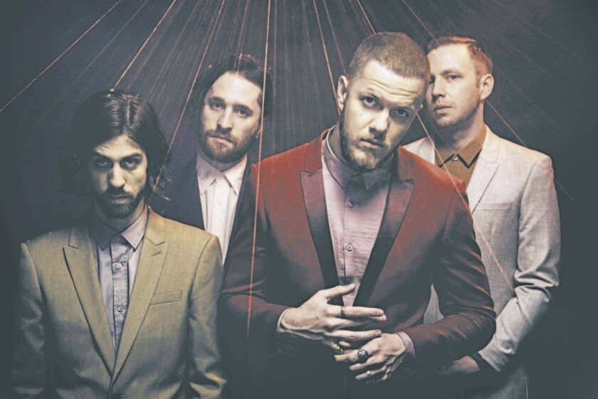 Imagine Dragons. (Courtesy photo)