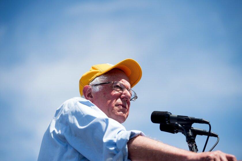 Pondering Bernie Sanders' future