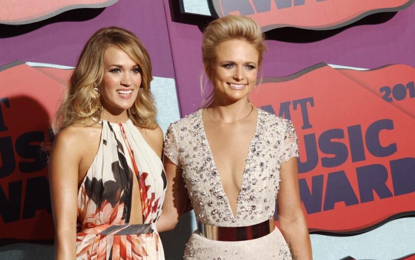 Carrie Underwood, Miranda Lambert