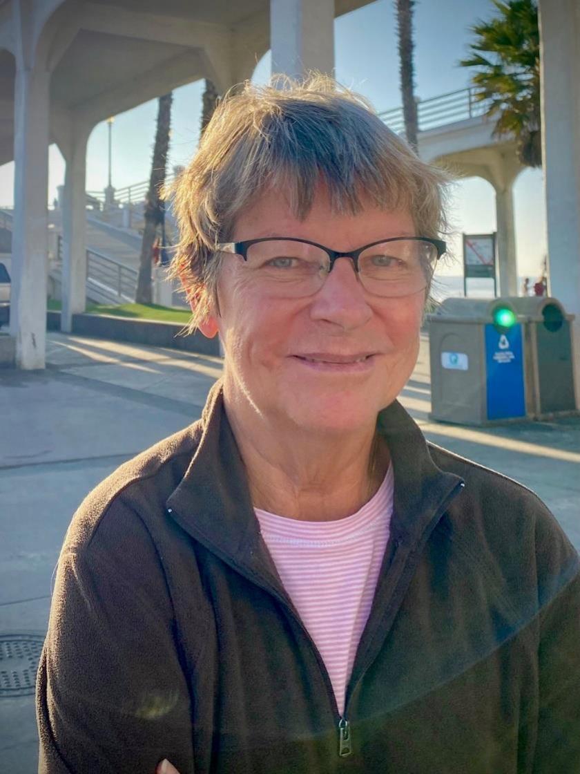 Lisa Thorborg, 68.