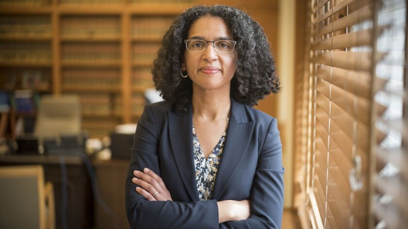 California Supreme Court Justice Leondra R. Kruger has emerged as a cautious jurist who strives for narrow rulings and whose positions on any one case are difficult to predict.