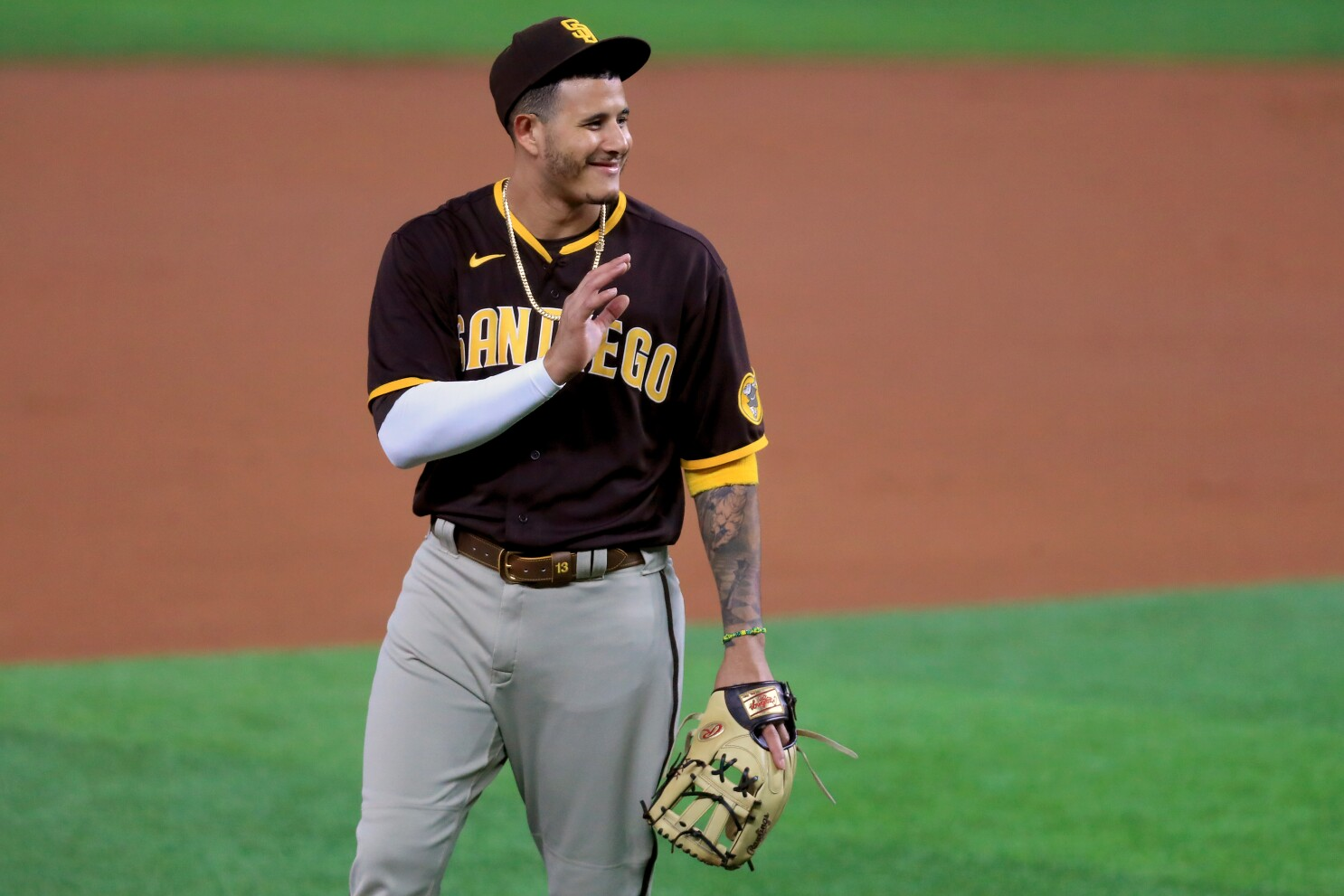 Padres notes: Manny Machado's catch; San Diego MLB bubble? - The San Diego Union-Tribune