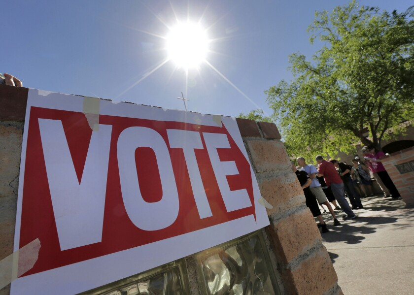 GOP vote in Arizona and Utah