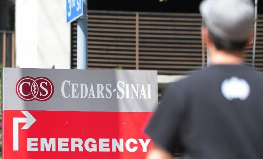 Cedars-Sinai looks into superbug infections