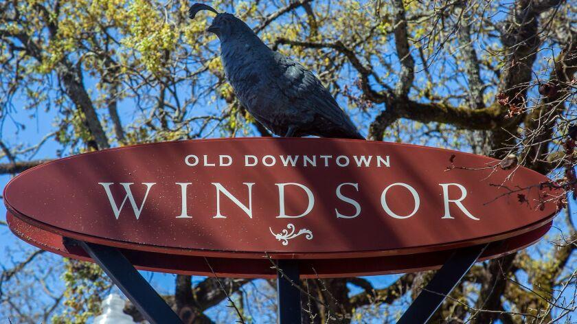 Windsor is Healdsberg Lite.