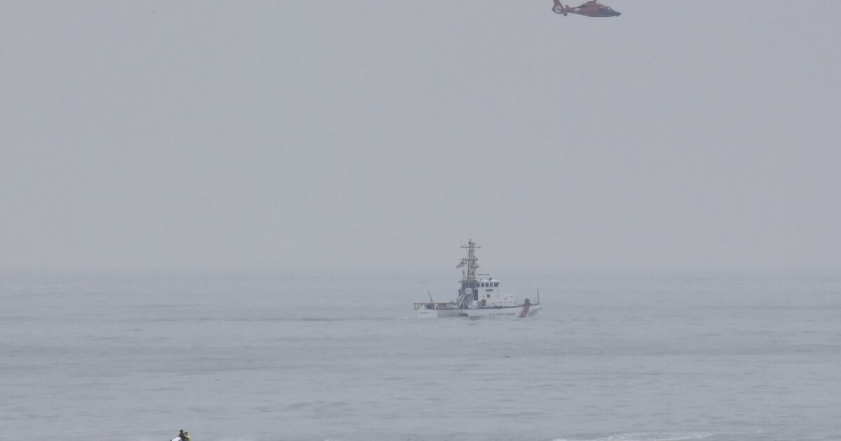 Search for pilot continues after plane debris found in waters off Isla Vista