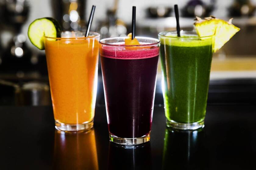 Juicing is high in sugar and increases insulin levels.