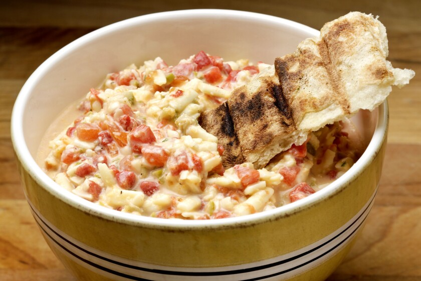 Southern Pimiento Cheese Appetizer Culinary Sos Los