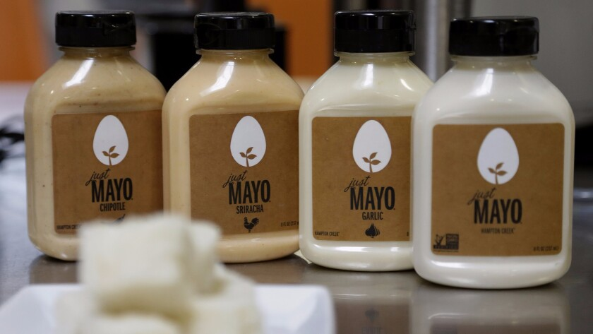 Hampton Creek mayo