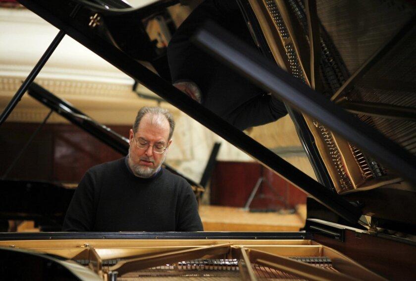 Pianist Garrick Ohlsson. Kacper Pempel • REUTERS