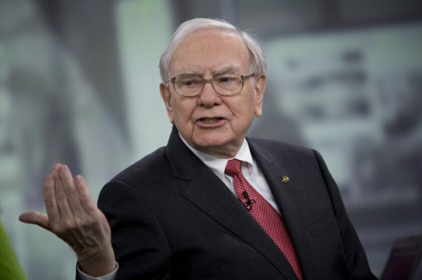 Warren Buffett is one of the billionaires whose investments are tracked by the new iBillionaire index.