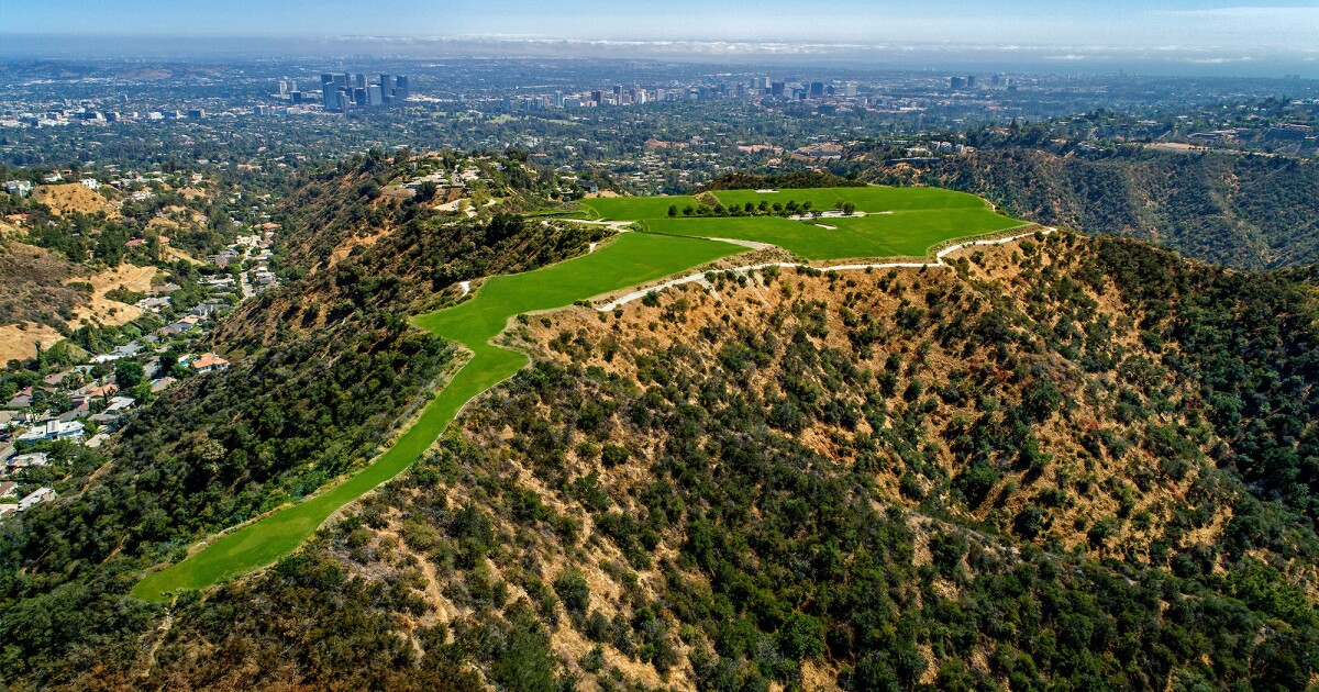 $100-million forfeiture claim puts the Mountain of Beverly Hills back in the spotlight