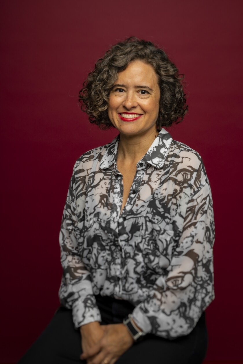 Carolina A. Miranda was promoted to arts and urban design columnist for the Los Angeles Times.