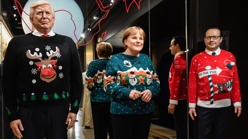 FILES-FRANCE-CHRISTMAS-SWEATER