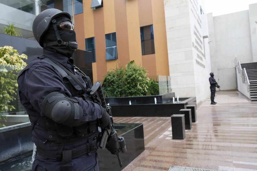 Morocco terrorism arrest