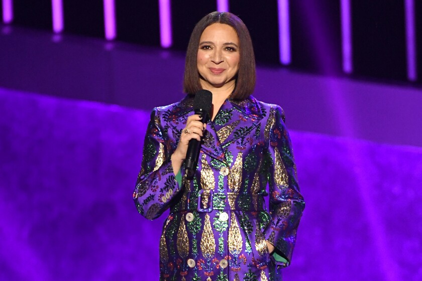 maya rudolph remembers prince he was a perfect musician los angeles times maya rudolph remembers prince he was