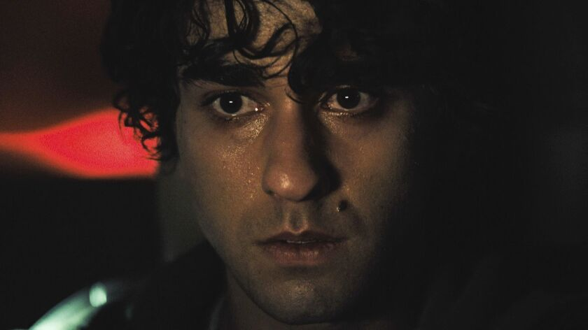 """Alex Wolff in a scene from """"Hereditary."""" Credit: A24"""