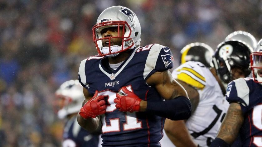 Patriots cornerback Malcolm Butler is ready for another big Super Bowl moment