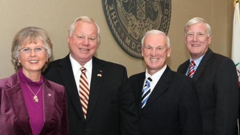 County supervisors
