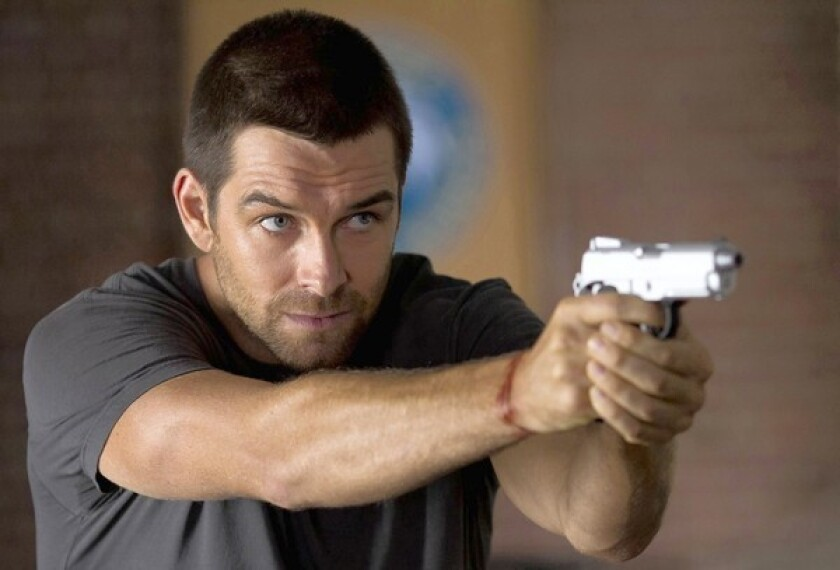 Review: In Cinemax's 'Banshee,' there's little justice to be found