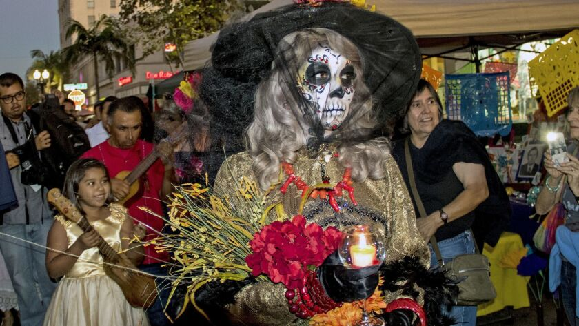The annual Night of Altars event will be held on Nov. 3 in Santa Ana to commemorate dead loved ones.