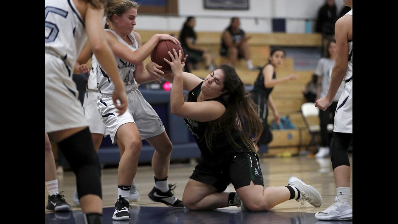 Photo Gallery: Costa Mesa vs. Newport Harbor in girls' basketball