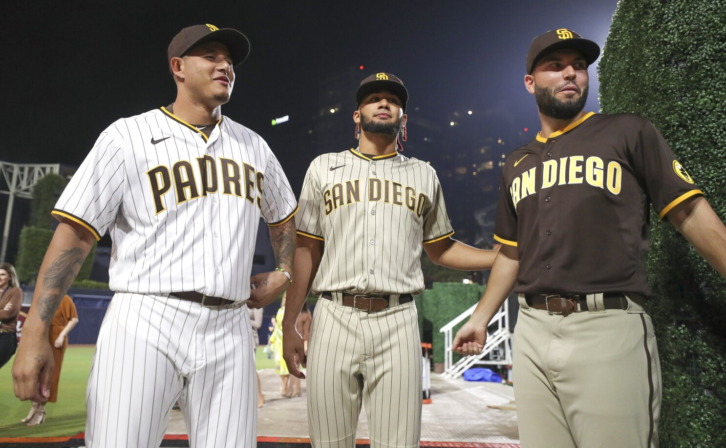 Padres Ready For Wild 2020 Ride Hoping For Big Cake At The End The San Diego Union Tribune