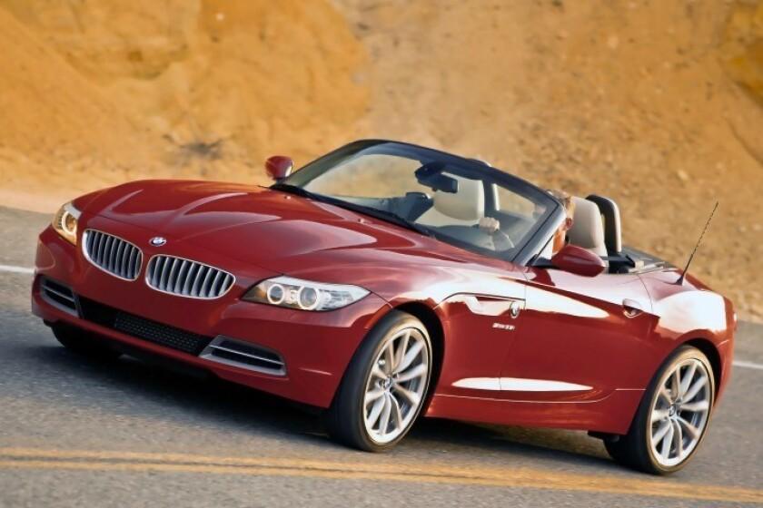 BMW, modelo Z4