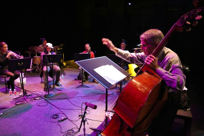 Jazz review: Charlie Haden speaks volumes at REDCAT