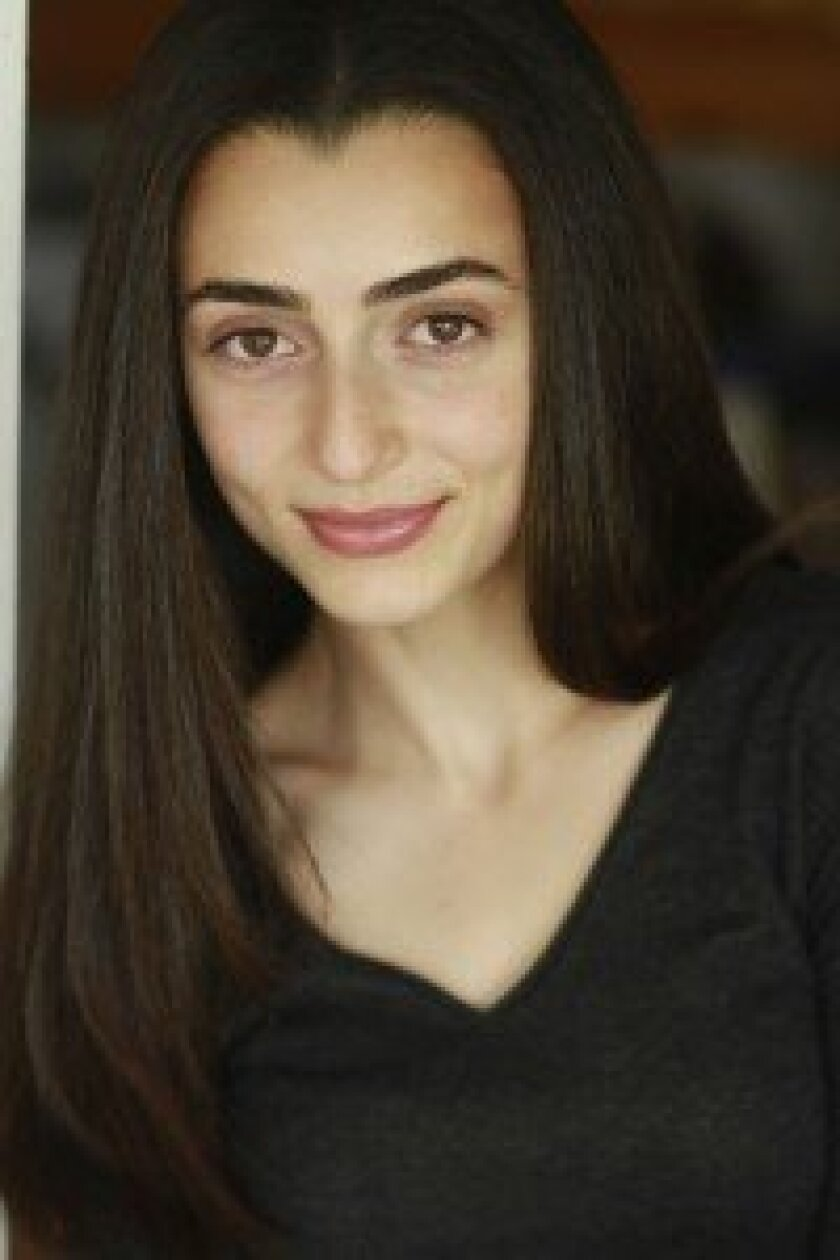 Gabi Leibowitz of La Jolla appears as Teen Who.