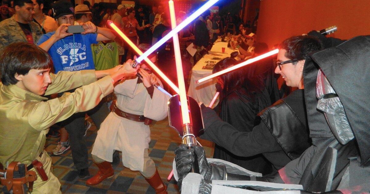 Florida Supercon 2019: Five events you can't miss - The San