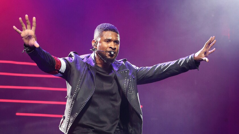 """Usher's forthcoming album """"Flawed"""" doesn't have a release date, but he's previewing the album with new single """"No Limit."""""""