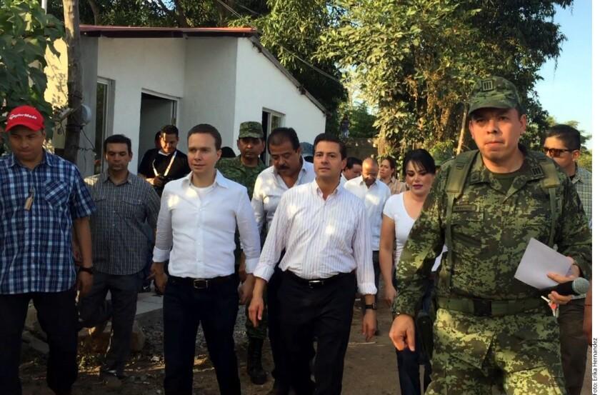 El Presidente Enrique Peña Nieto reportó que hasta el momento han sido entregadas 111 mil tarjetas bancarias en los estados afectados por los sismos de septiembre.