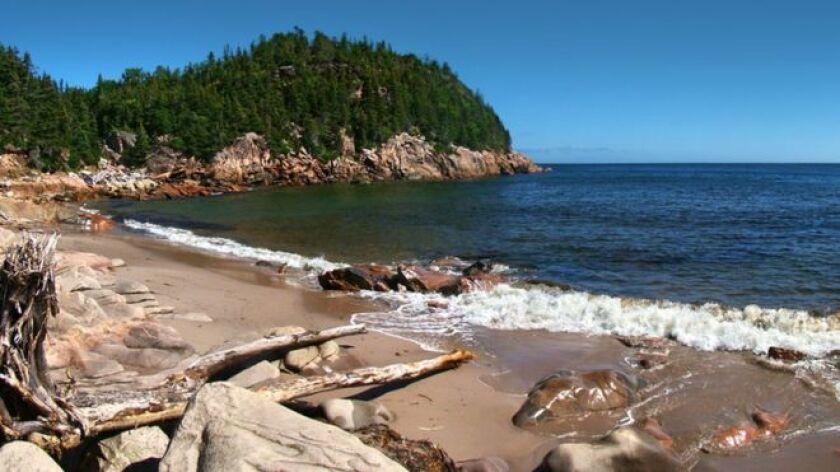 Cape Breton es una isla canadiense.