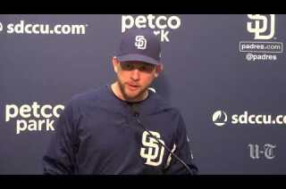 Brad Hand, Joey Lucchesi and Andy Green on the Padres' 3-1 loss to Rockies