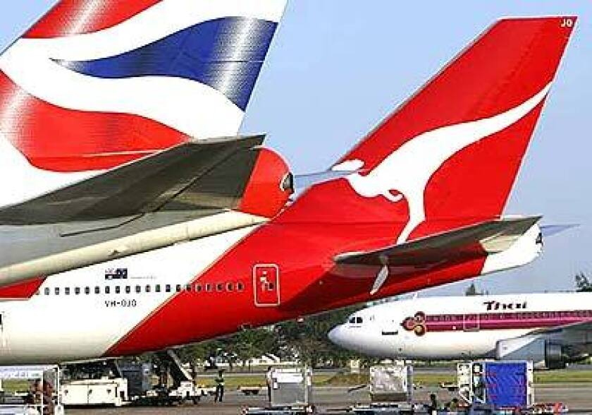Worldwide, more than 1.6 billion leisure and business passengers flew last year, according to the International Air Transport Assn.