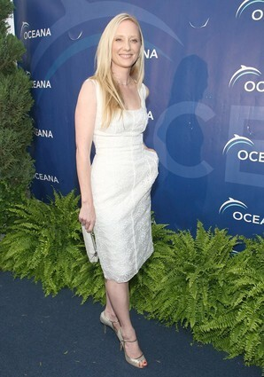 Anne Heche disses her ex-husband on 'Letterman'