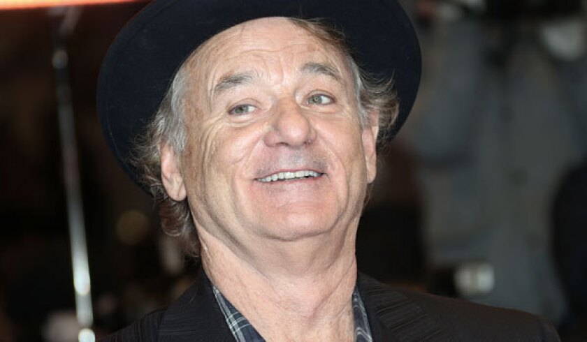 Bill Murray talked to Charlie Rose for the full hour on Rose's show this week.