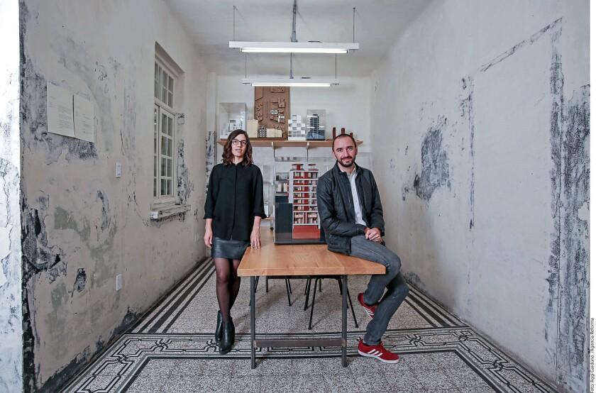 Gabriela Etchegaray y Jorge Ambrosi han sido reconocidos internacionalmente.