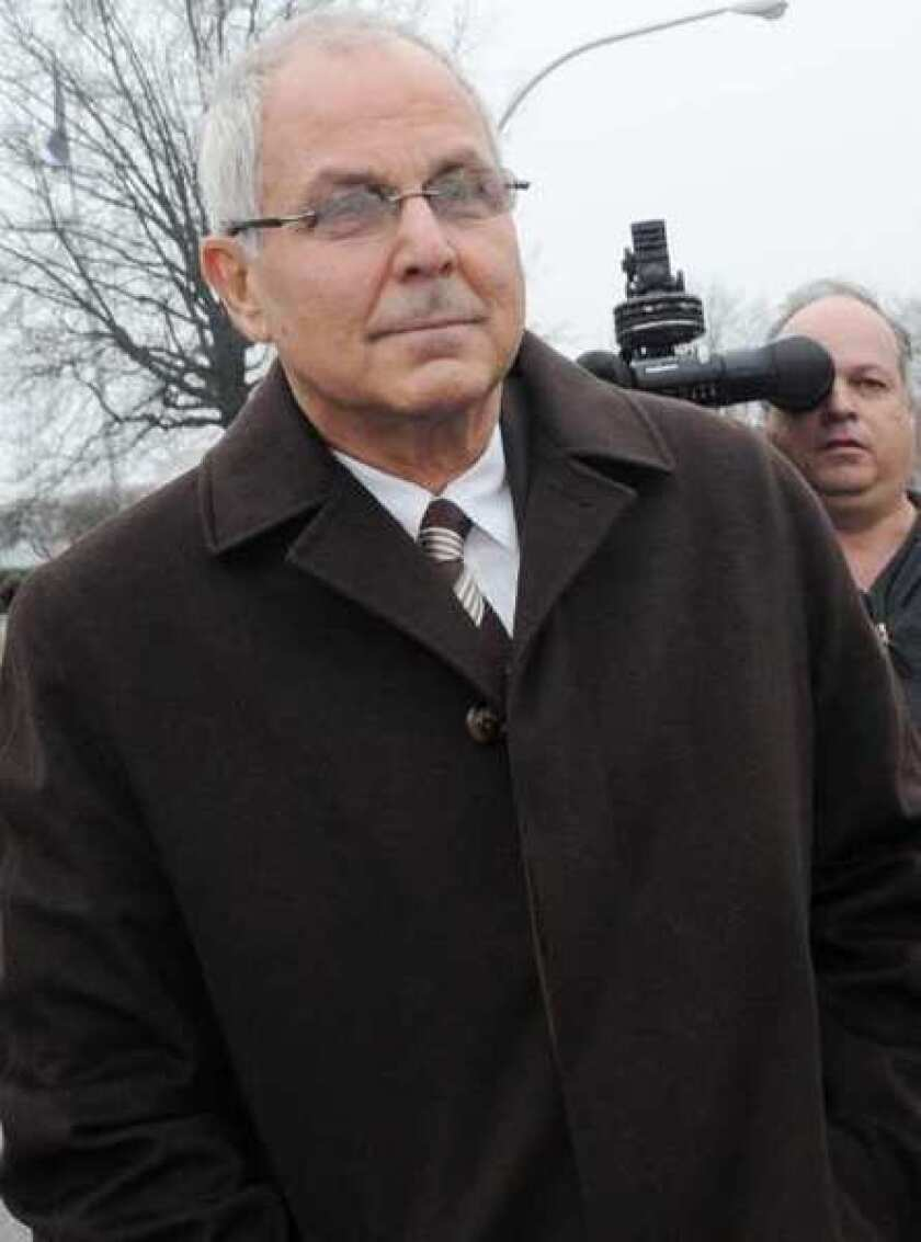 Peter Madoff pleaded guilty to conspiracy and falsifying records