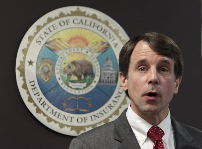 California official warns about health insurance consolidation