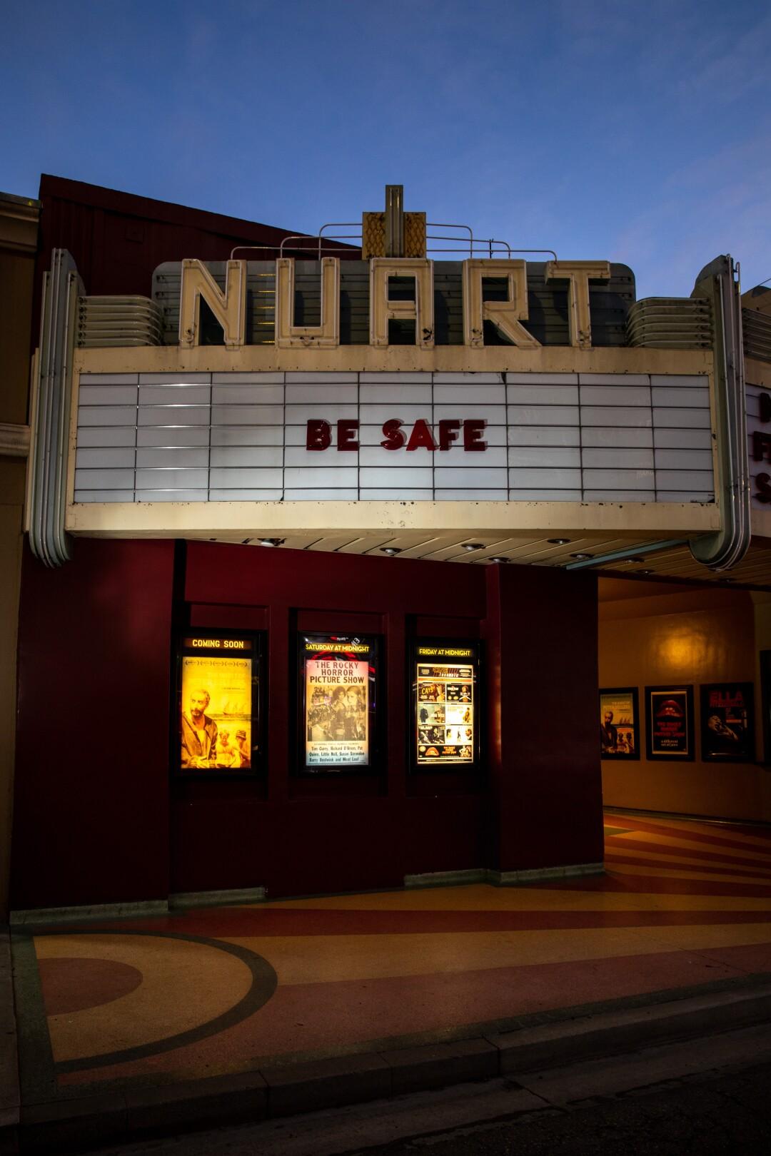 The Nuart