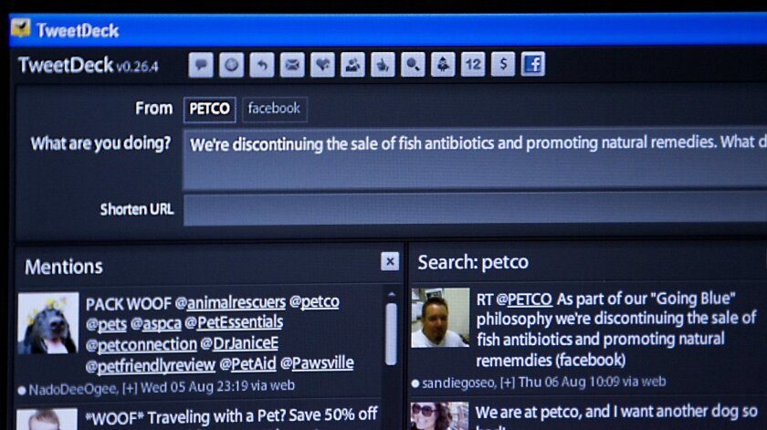 Petco leveraged its employees' own use of social media to build an in-house strategy.